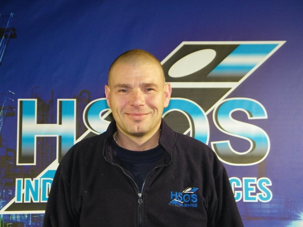 HSOS Industrial Services - DJ Landreth Operations Manager