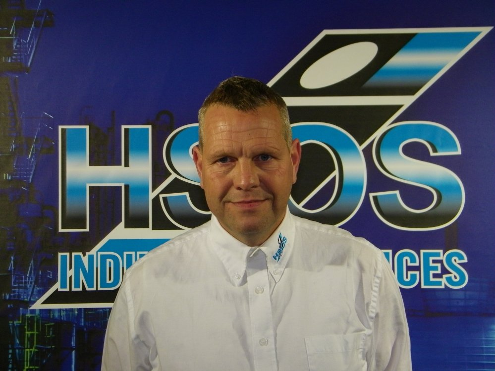HSOS Industrial Services - Henk Kapteijn - Location Manager Composite Repair