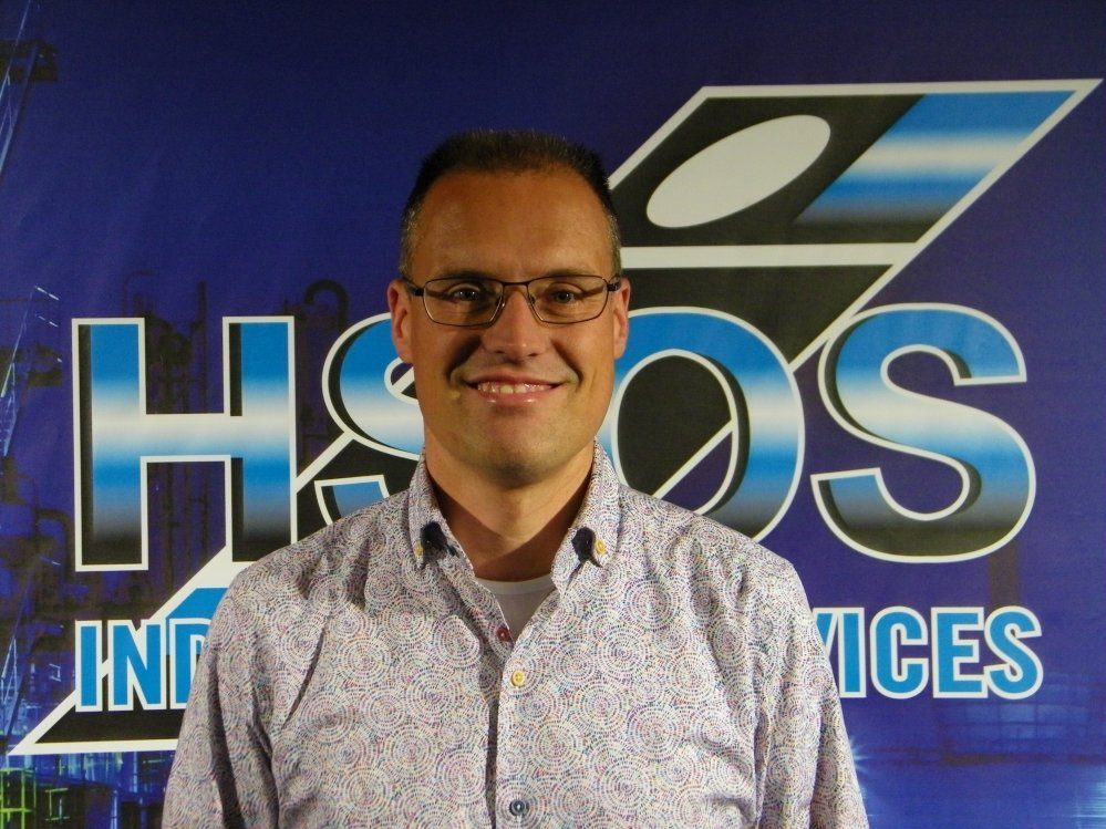HSOS Industrial Services - Marcel Wolting - Manager Engineering