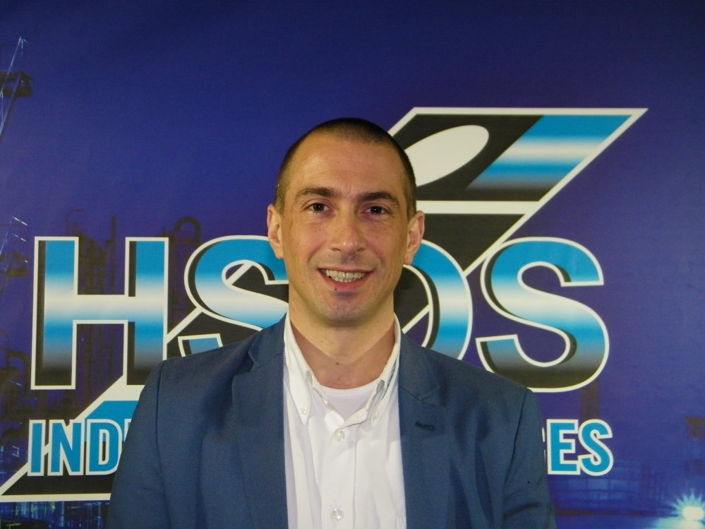 HSOS Industrial Services - Ralf Reijenga - Salesaccount Manager