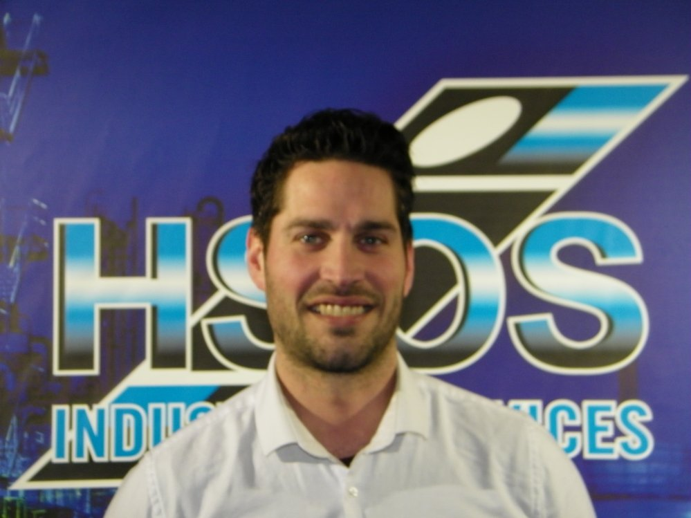 HSOS Industrial Services - Remie van Tilburg - Jr. Sales Manager